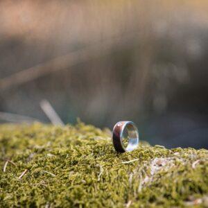 Holzschmuck aus Österreich - Ring