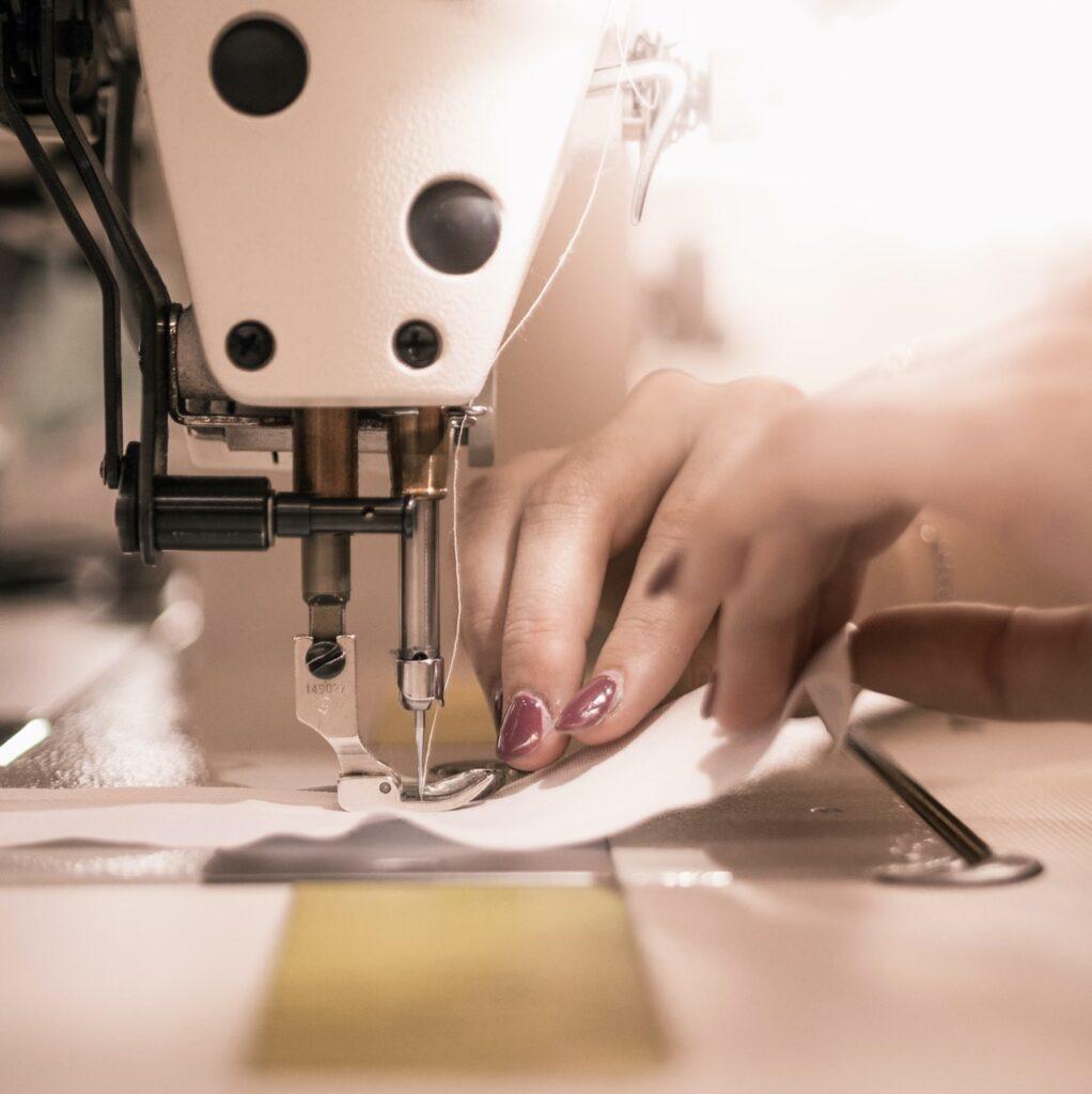 Die Firma Löffler näht Wood Fashion